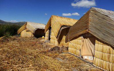 Häuser der Uros