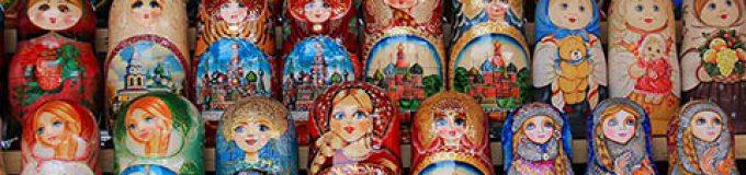 Auf der Suche nach der russischen Seele