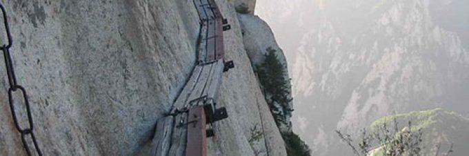 Mount Hua Shan
