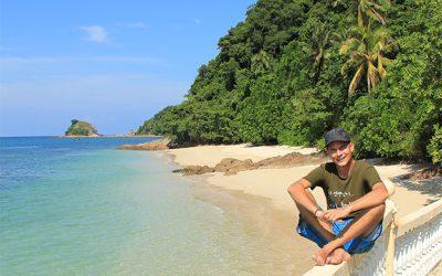 Relax auf Pulau Kapas
